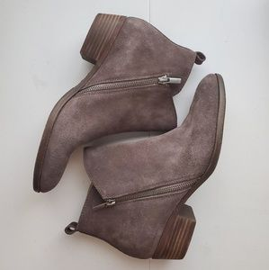 Lucky Brand Bryton Booties Boots